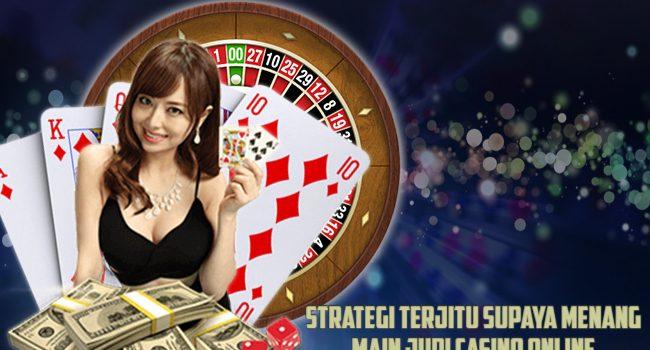 Cara Jitu Menang Game Judi Casino Blackjack Online