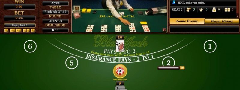 Game Blackjack Online