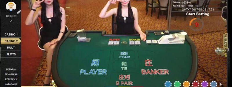 Baccarat Online Gambling