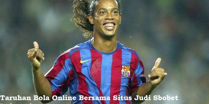 Taruhan Bola Online Bersama Situs Judi Sbobet Indonesia